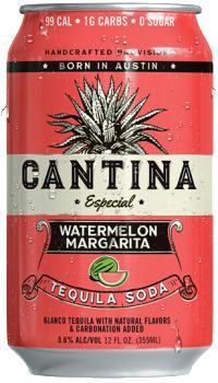 CANTINA WATERMELON MARGARITA