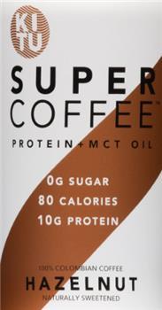 SUPER COFFEE HAZELNUT