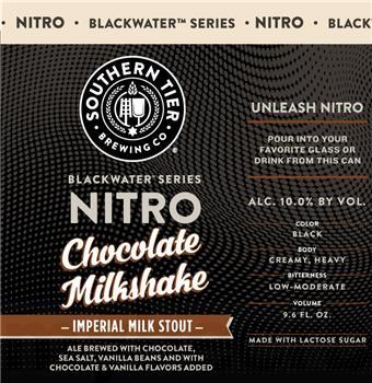 SOUTHERN TIER NITRO CHOCOLATE MILKSHAKE