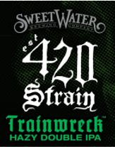SWEETWATER 420 STRAIN TRAINWRECK
