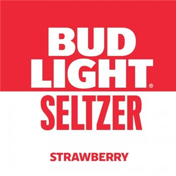 BUD LT SELTZER STRAWBERRY