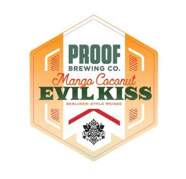 PROOF EVIL KISS MANGO COCONUT