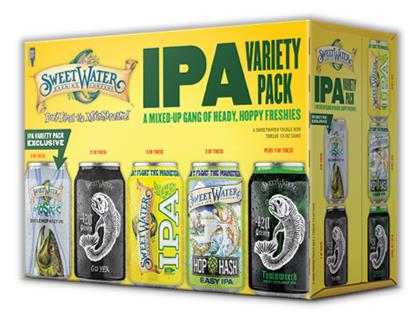 SWEETWATER IPA VARIETY