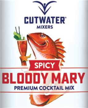 CUTWATER SPICY BLOOD MARY MIX