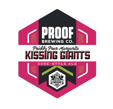 PROOF KISSING GIANTS PRICKLY PEAR MARGARITA