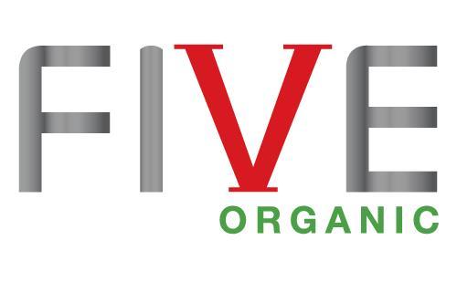 FIVE ORGANIC HONEYCRISP APPLE