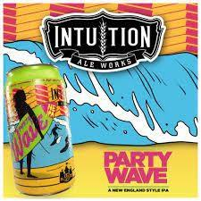 INTUITION PARTY WAVE