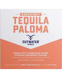 CUTWATER TEQUILA PALOMA GRAPEFRUIT