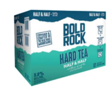 BOLD ROCK HARD TEA HALF & HALF