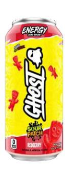GHOST SOUR PATCH REDBERRY