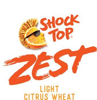SHOCK TOP ZEST