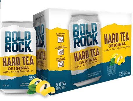 BOLD ROCK HARD TEA ORIGINAL