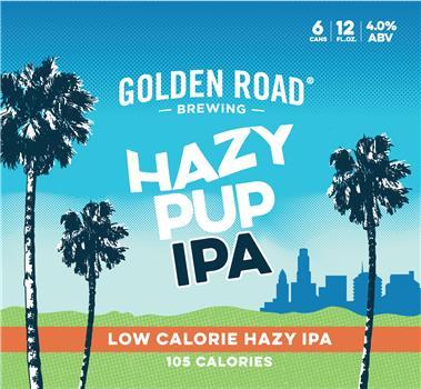GOLDEN ROAD HAZY PUP