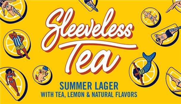 OMMEGANG SLEEVELESS TEA