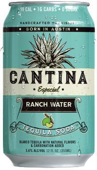 CANTINA RANCH WATER