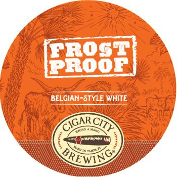 CIGAR CITY FROST PROOF