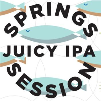 FIRST MAGNITUDE SPRINGS SESSION JUICY IPA