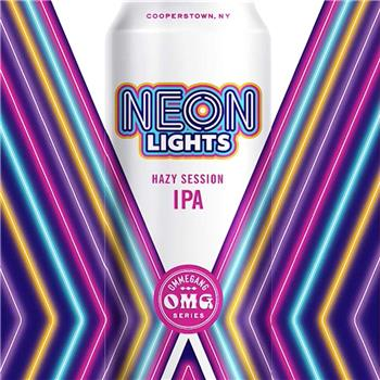 OMMEGANG NEON LIGHTS