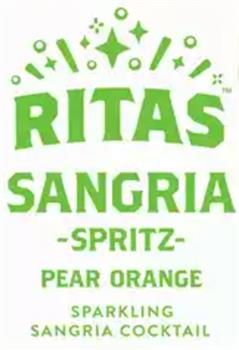 RITAS SPRITZ SANGRIA PEAR ORANGE
