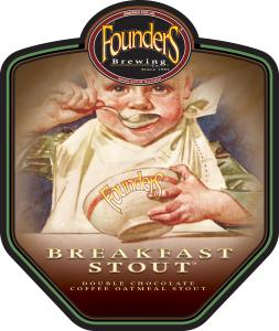 FOUNDERS BREAKFAST STOUT