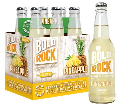 BOLD ROCK PINEAPPLE
