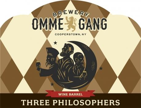 OMMEGANG 3 PHILOSOPHERS BOURBON BARREL AGED