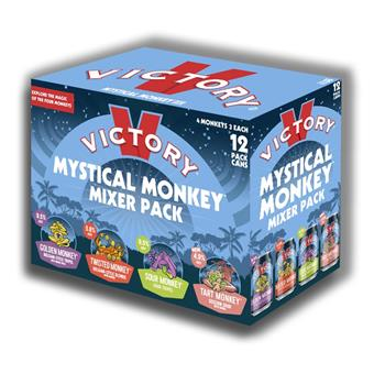 VICTORY MYSTICAL MONKEY MIXER PACK