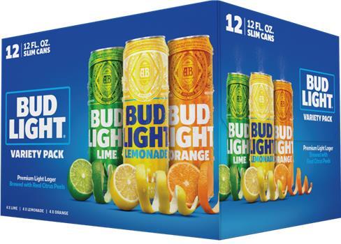 BUD LIGHT PEELS VARIETY