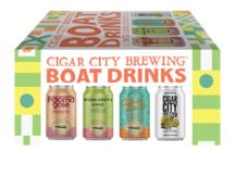 CIGAR CITY CCB MIXED PACK