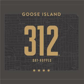 GOOSE ISLAND 312 DRY HOPPED
