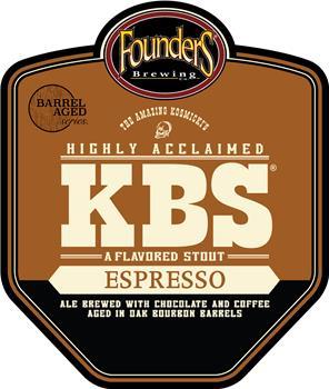 FOUNDERS KBS ESPRESSO