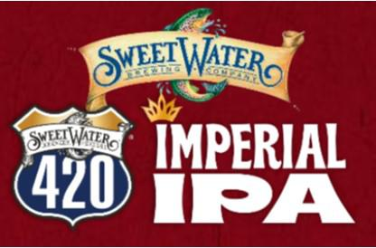 SWEETWATER 420 IMPERIAL IPA
