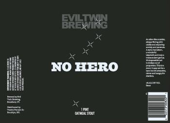 EVIL TWIN NO HERO