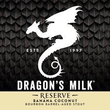 NEW HOLLAND RESERVE DRAGON'S MILK BANANA COCONUT