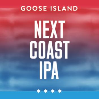 GOOSE ISLAND NEXT COAST IPA