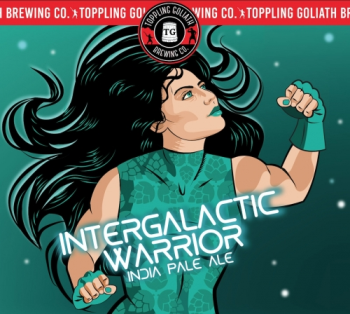 TOPPLING GOLIATH INTERGALACTIC WARRIOR