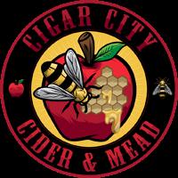 CIGAR CITY CIDER HARD CIDER