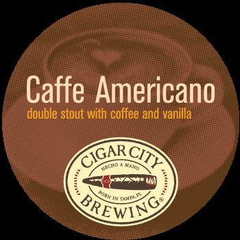 CIGAR CITY CAFE AMERICANO