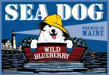SEA DOG BLUE PAW