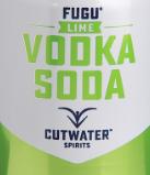 CUTWATER VODKA SODA LIME
