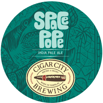 CIGAR CITY SPACE POPE
