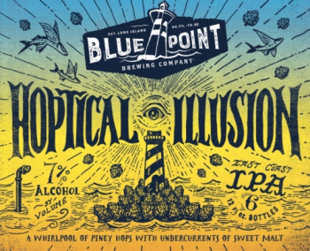 BLUE POINT HOPTICAL ILLUSION