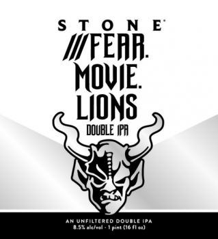 STONE FEAR.MOVIE.LIONS DOUBLE IPA