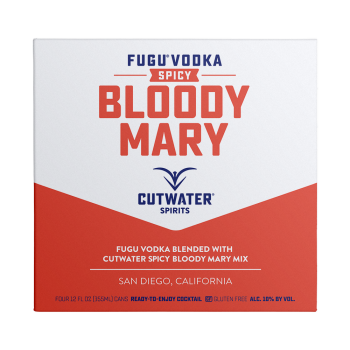 CUTWATER VODKA SPICY BLOODY MARY