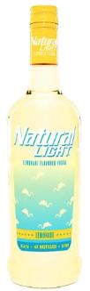 NATTY LIGHT VODKA LEMONADE