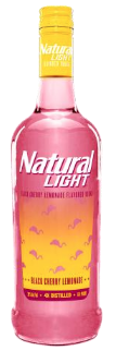 NATTY LIGHT VODKA BLACK CHERRY