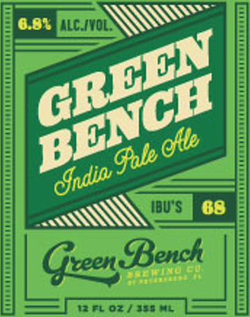 GREEN BENCH IPA
