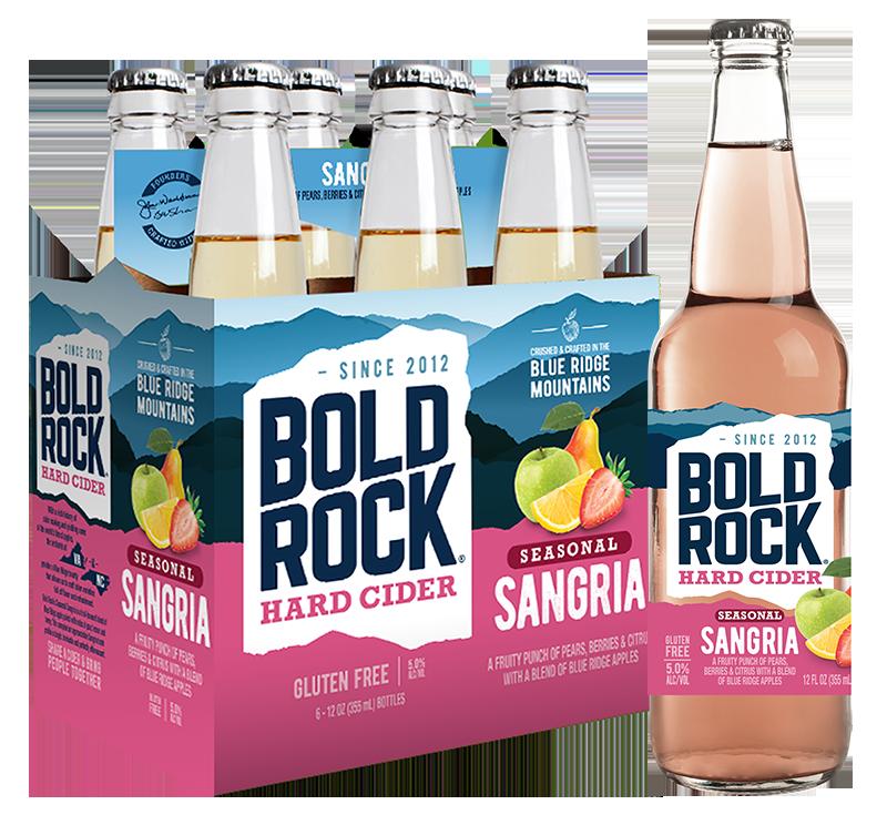BOLD ROCK SANGRIA